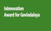 InInnovation Award for Govindalaya